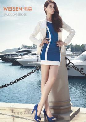 伟森女鞋品牌加盟 招商热线:020-36776149