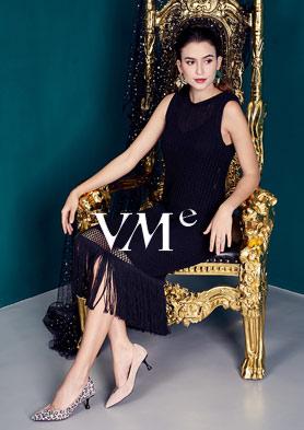 VMe舞魅女鞋品牌 自由与灵魂共舞 招商热线:020-22028262   22028281