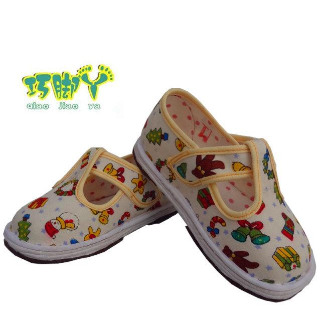 新款儿童凉鞋布童鞋