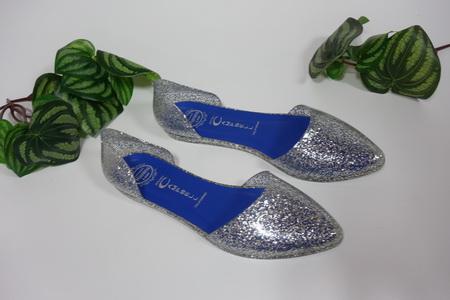 JC 果冻鞋