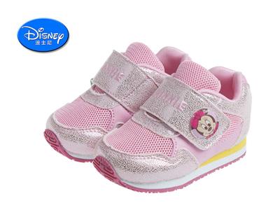 2015迪士尼米妮宝宝童鞋 粉色