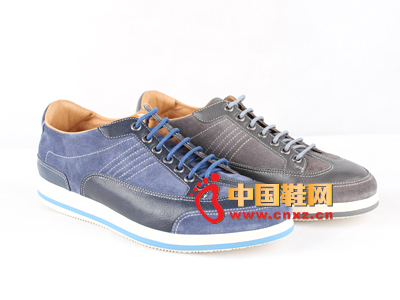 威戈2014新款男鞋上市 休闲皮鞋