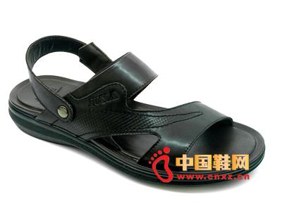 巨臣乐2014新款男士凉鞋
