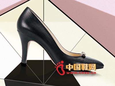 罗拉尼克新款女鞋 黑色经典款高跟女鞋