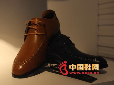勋爵2014新款男鞋上市  商务男鞋