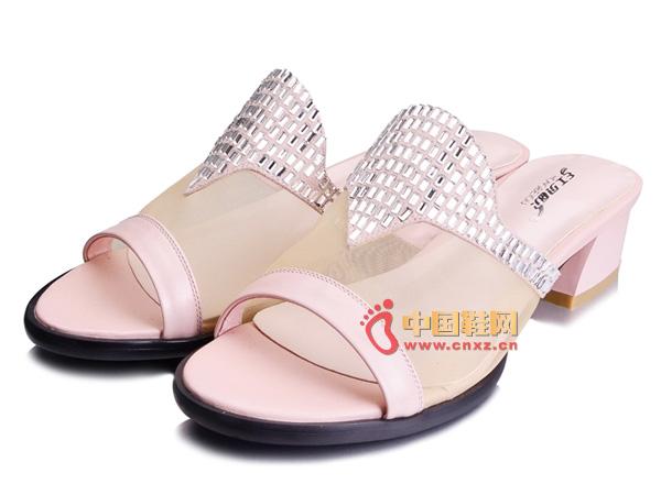 红贝欧2014春夏时尚女鞋新款上市