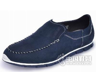 哈森2015新款男鞋产品