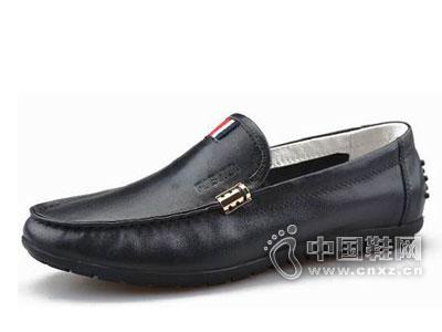 日顺皇2015新款男休闲皮鞋