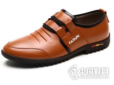 法顿男鞋 2015年 夏季日常休闲头层牛皮鞋男士英伦风真皮鞋子男