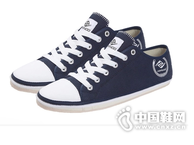 皮皮诺换面鞋创意新潮帆布鞋面
