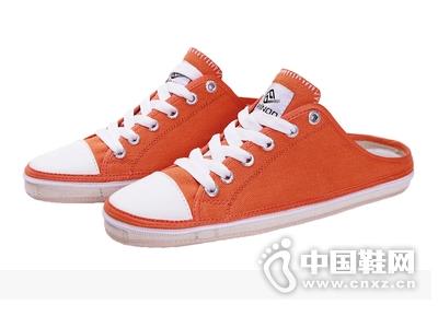 皮皮诺换面鞋创意百变(半拖鞋面)随意搭配帆布鞋休闲鞋男女鞋面