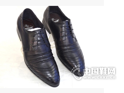 2015专柜正品法国派迪仕牛皮系带尖头商务皮鞋3670301正装男皮鞋
