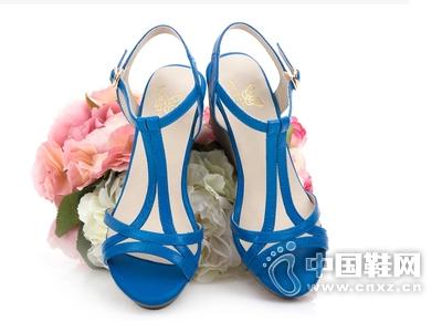 漫步佳人欧罗巴女鞋佰纳2015新款戈美其迈妍靓度欧美范凉鞋子