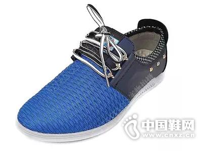 2015春夏季新款鸥鸟王休闲鞋系带网纱透气男式单鞋男鞋