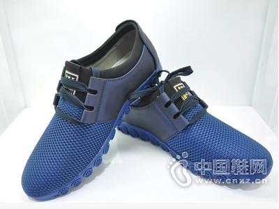 新款鸥鸟王低帮流行男鞋网布男士系带经典透气舒适运动休闲鞋