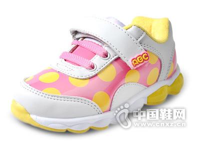 ABC女童鞋2015儿童运动鞋正品宝宝鞋防水跑步鞋女童休闲女鞋
