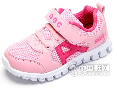 ABC儿童鞋2015女童运动鞋 韩版网面儿童春鞋网眼鞋透气休闲鞋