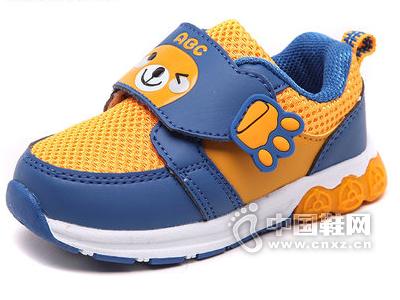 ABC童鞋 2015新款男童鞋网鞋宝宝运动鞋儿童跑步鞋
