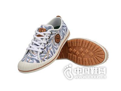 艾高户外鞋女休闲鞋防水系带帆布鞋Tenere Light Low W Cvs