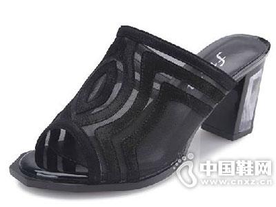 花晨月女鞋2015新款产品