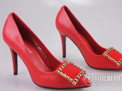 卡佛儿2015新款女鞋产品