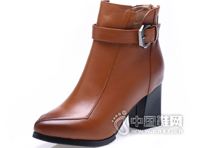 漫沙洛真皮女鞋新款产品