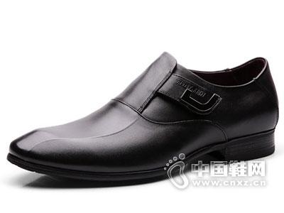 彼德盖帝真皮男鞋新款产品