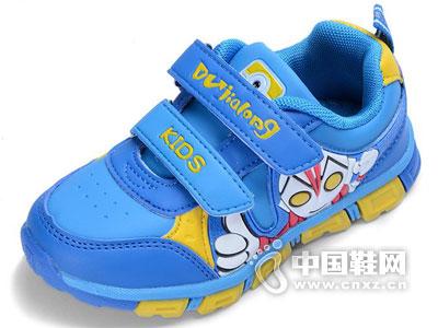 独家龙时尚童鞋新款产品
