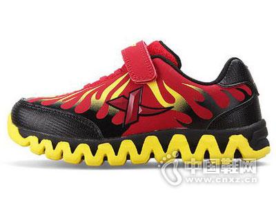 特步童鞋新款产品系列