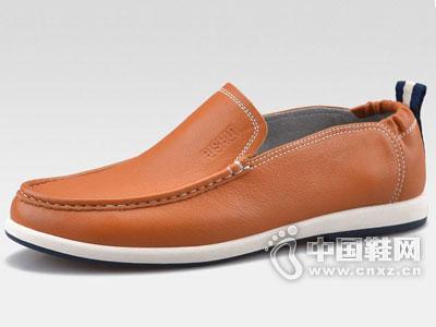 日顺皇2016新款男休闲皮鞋产品