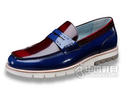 波尼仕男鞋2016新款产品