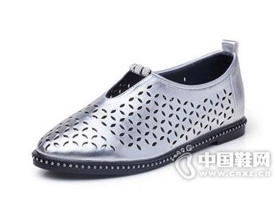 珂卡芙女鞋2016春季新款产品