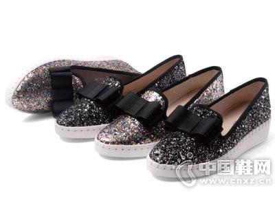 酷斯沃真皮女鞋2016新款产品