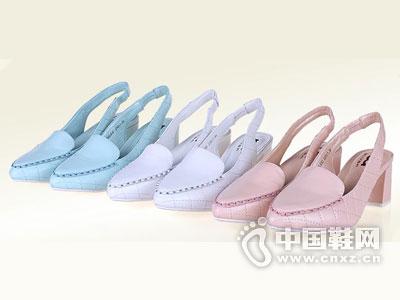 比莉华女鞋新款产品