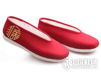 内联升帆布鞋2016新款产品