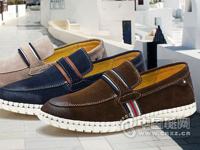 波派休闲鞋2016新款产品