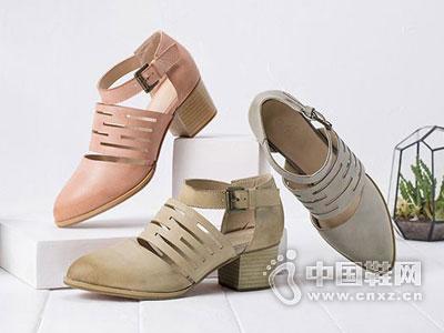 茵曼女鞋2016新款产品