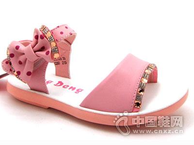帮登童鞋2016新款女童凉鞋