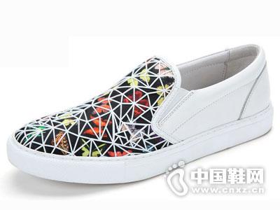 骆驼休闲鞋2016新款休闲板鞋