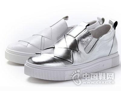 西遇时尚休闲鞋2016女鞋新品
