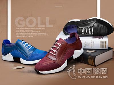谷尔男鞋2016休闲运动鞋新款