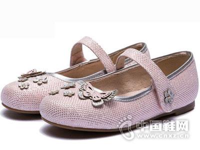 薇妮比比Velvet Bee童鞋2016公主鞋新款
