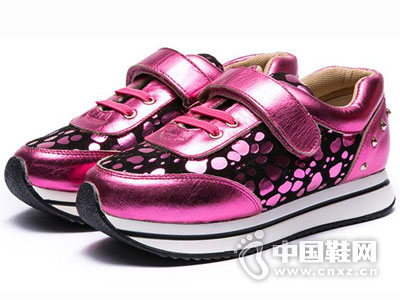 薇妮比比Velvet Bee童鞋2016运动鞋新款