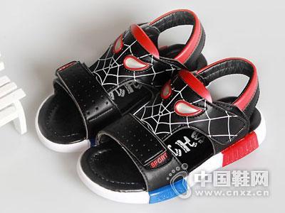 都市红孩子童鞋2016凉鞋新款产品