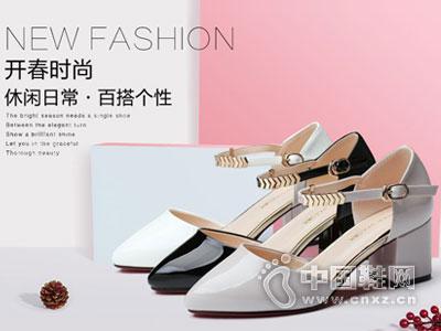 展风苹果彩票主页网女鞋2016韩版浅口中跟单鞋