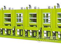 台正机械设备产品——EVA二次发泡成型机