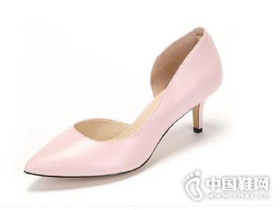 SENSE1991夏季新款优雅高跟单鞋