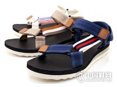 REGAL/丽格轻质舒适简约平跟男鞋