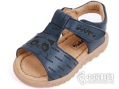 巴巴2016软底露趾沙滩鞋