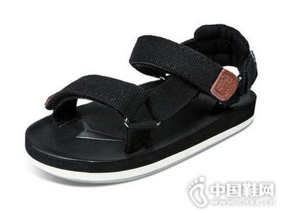 kids.ing2016新款夏季个性织带沙滩鞋